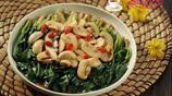 菠菜和它天生一對,孩子常吃養肝補血提高抗病力,還對眼睛尤其好
