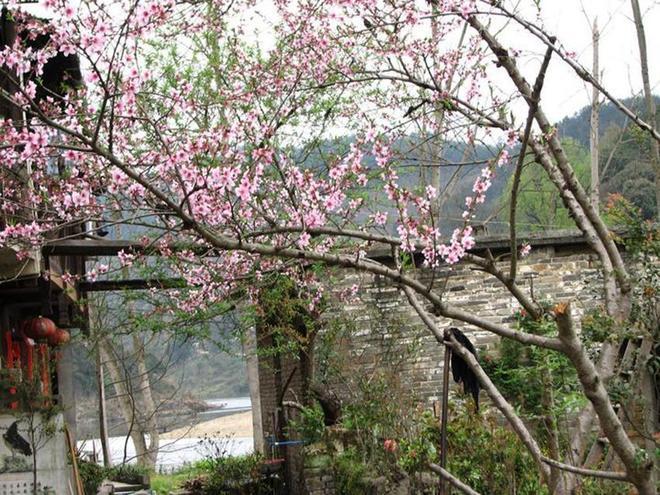 """湖南古村地形宛如一把太師椅,被譽為""""江南第一村""""卻少有人知"""