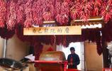 陝西寶雞,西府老街那些美食,把人看眼饞了!