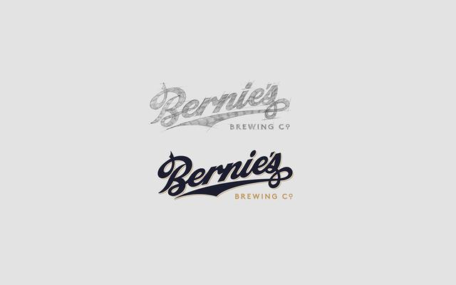 設計|Bernie's啤酒包裝設計