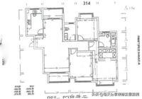 買了房子不懂怎麼裝修,看看這套三房兩廳設計太完美了,晒晒!