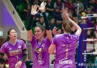 細數本賽季中國女排超級聯賽五大實用型球員:克、秦、慄、仲、吳
