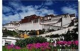布達拉宮 五 :建於公元7世紀吐蕃王朝松贊干布時期距今有1300年