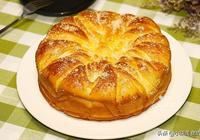 麵粉別蒸饅頭了,教你麵包新做法,好吃像花瓣,鬆軟拉絲比肉香