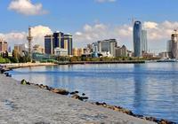 """裡海沿岸最大的城市巴庫,有""""裡海小迪拜""""之稱,能跟迪拜比嗎"""