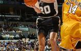 聚焦NBA:一生馬刺人!圖文回顧吉諾比利16年職業生涯
