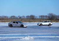 小鵬汽車全新車型正進行冬季低溫測試 定位為中型四門轎跑