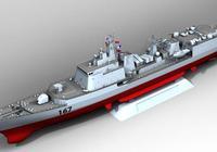 為什麼當今驅逐艦的速度比二戰的驅逐艦還要慢?