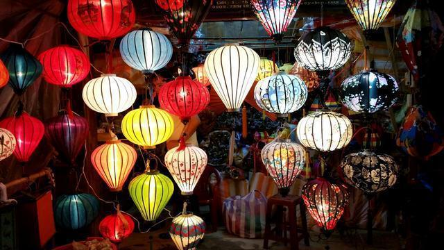 比中國還中國的每天都是大紅燈籠高高掛,情定於此!
