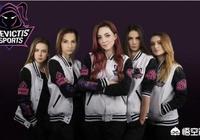 LOL全球首支五人女子戰隊成立,將征戰S9賽季,顏值高技術強,你會支持她們嗎?