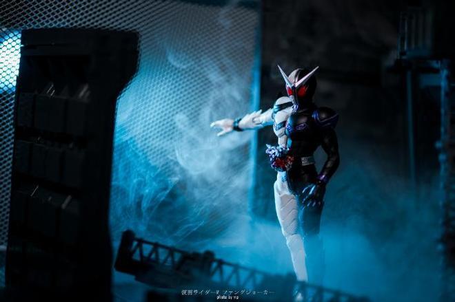 萬代昭和平成假面騎士模型攝影作品系列(2)_敬請關注後續大佬作品