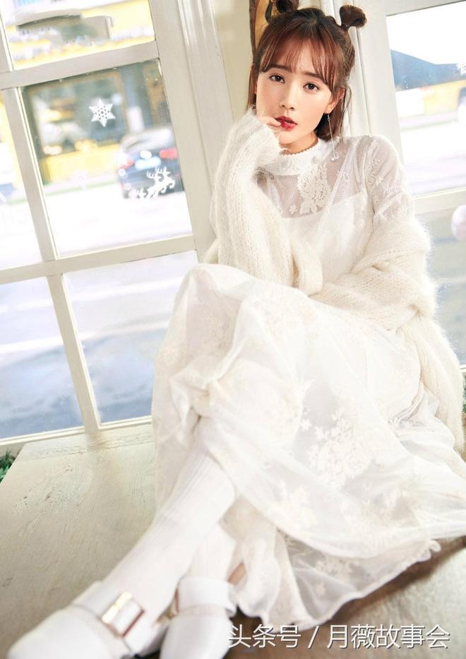 《射鵰英雄傳》黃蓉李一桐百變風格時尚雜誌 美翻了