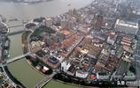 上海外灘不夜城美景(航拍)