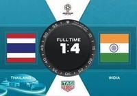 泰國為贏國足開出天價獎金!公佈數額後國足樂了!難以掛齒