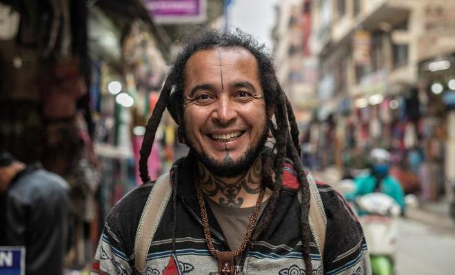 實拍世界各地男人肖像照,你認為哪個最帥!