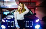 不僅是男生喜歡SUV越野車,女孩也喜歡jeep越野車!