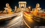 布達佩斯的城市明信片