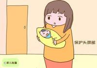 新生兒這樣抱才科學,媽媽不累手,也不影響寶寶骨骼發育