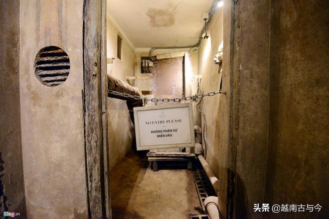 實拍特朗普與會的河內酒店地下防空洞,為越戰時躲避美軍轟炸而建