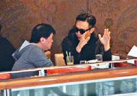 張智霖跟朋友約茶,竟然是袁詠儀前來買單