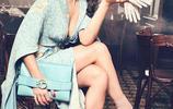超模時尚大片170729:艾米莉·迪多納託和弗裡達·阿森的秋冬復古時尚