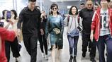 趙雅芝現身上海機場,曾經的不老女神風采依舊