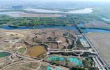 濟南黃河北的龍湖片區 變身最大郊野公園