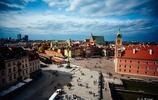 「實拍」波蘭首都華沙 美麗浪漫的城市,二戰時候遭遇過重大創傷