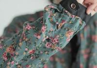 """5月新出這""""透肉衫"""",嫩過T恤,美過旗袍,遮肉顯瘦又優雅"""