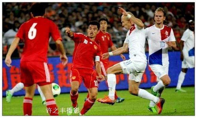 不一樣的中國男足,忍辱負重,勇往直前
