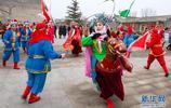 多彩民俗慶新春