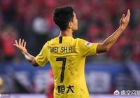 恆大1-0客勝斯威,賽後韋世豪大秀英語成焦點,他能取代武磊成中超第一土炮嗎?