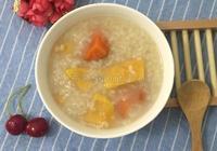 紅薯胡蘿蔔小米粥
