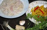 家常小菜——泡野山椒炒鵝腸,一道適合夏天食用的開胃小菜