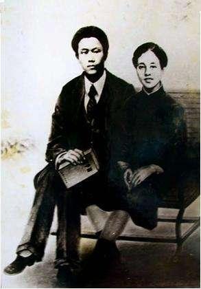 122年的今天,第一對自由戀愛的革命夫妻榜樣蔡和森出生