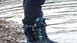 """冬季釣魚凍得嗷嗷叫?浙江新式""""釣魚裝備""""問世,野釣從此不挨凍"""