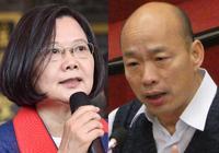 """《旺中》民調:韓國瑜""""擺脫亂流"""",領先蔡英文11.6%"""