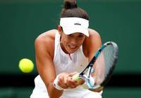 實力差距,經歷差距,穆古魯扎橫掃萊巴里科娃挺進溫網女單決賽