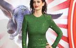 《小飛象》倫敦首映禮 伊娃·格林現場圖集
