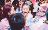 甜馨5週歲生日趴內場曝光!小美人穿公主裙超可愛