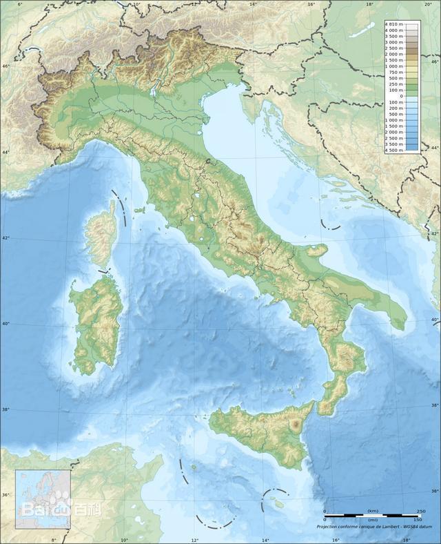 意大利簡介