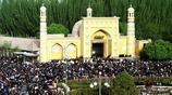 實拍中國最大的清真寺,進入寺內拍照必須取得同意,不可隨意拍照