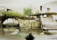 這組中國小清新彩墨畫,美極了!