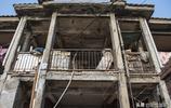 40年前全城羨慕這棟家屬樓,而今陳舊沒落,留存的卻是城市之鄉愁