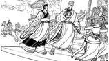 三國連環畫531:曹操擊敗袁術,回師許都。不日奏明獻帝出征張繡