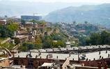 """山城不只有重慶!進出只有一條公路的陝北""""山城""""——佳縣縣城"""