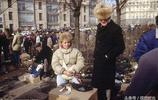 老照片,莫斯科,1990年