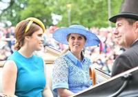 英國公主衣品大進步!敢和凱特王妃同穿藍色蕾絲裙,完全被碾壓啊