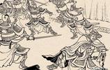 三國560:西涼將帥發生火併,韓遂變成殘廢,馬超被曹操趁勢殺敗