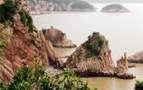 寧波第一石林——花嶴島石林